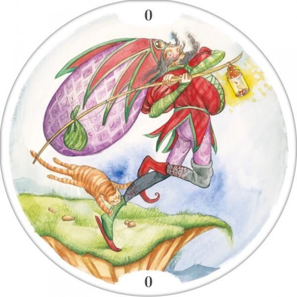Circle of life tarot 1