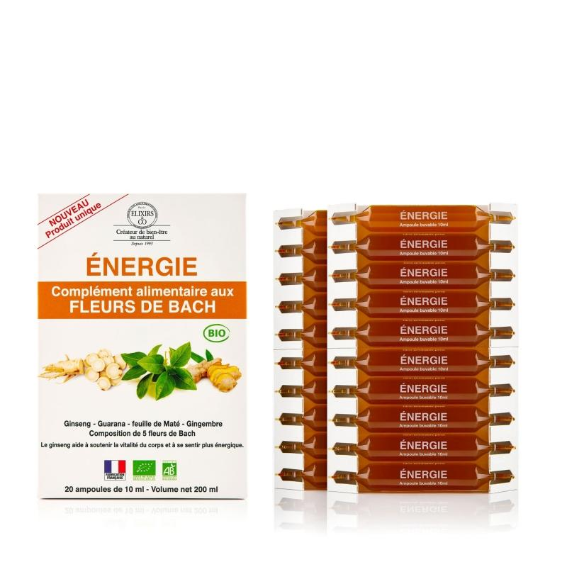 Complement alimentaire energie