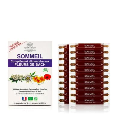 Complement alimentaire sommeil