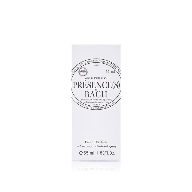 Eau de parfum presences de bach 3