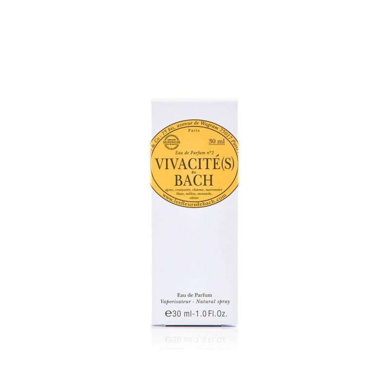 Eau de parfum vivacites de bach 3