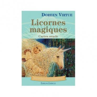 Licornes magiques cartes oracles doreen virtue