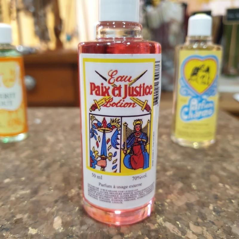 Parfum magique lotion haitienne paix justice
