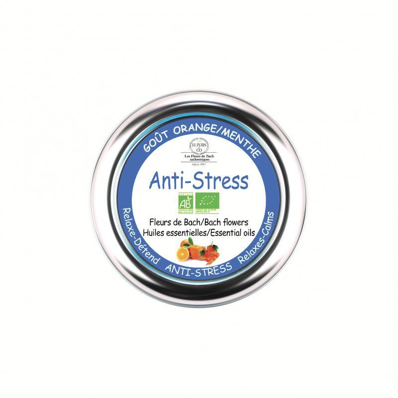 Pastilles anti stress