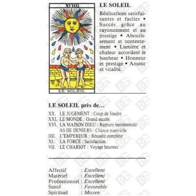 Tarot taromantic 4