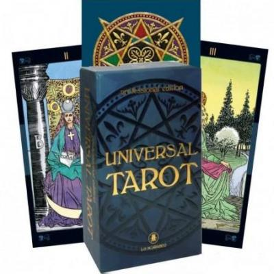 Tarot universel edition professionnel roberto de angelis